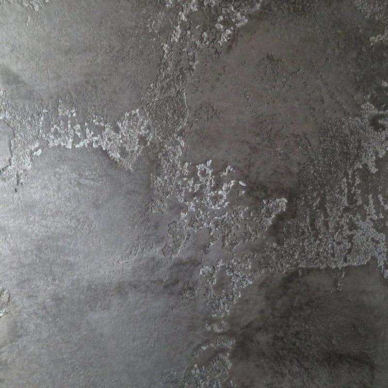Black material Jazz + silver wax