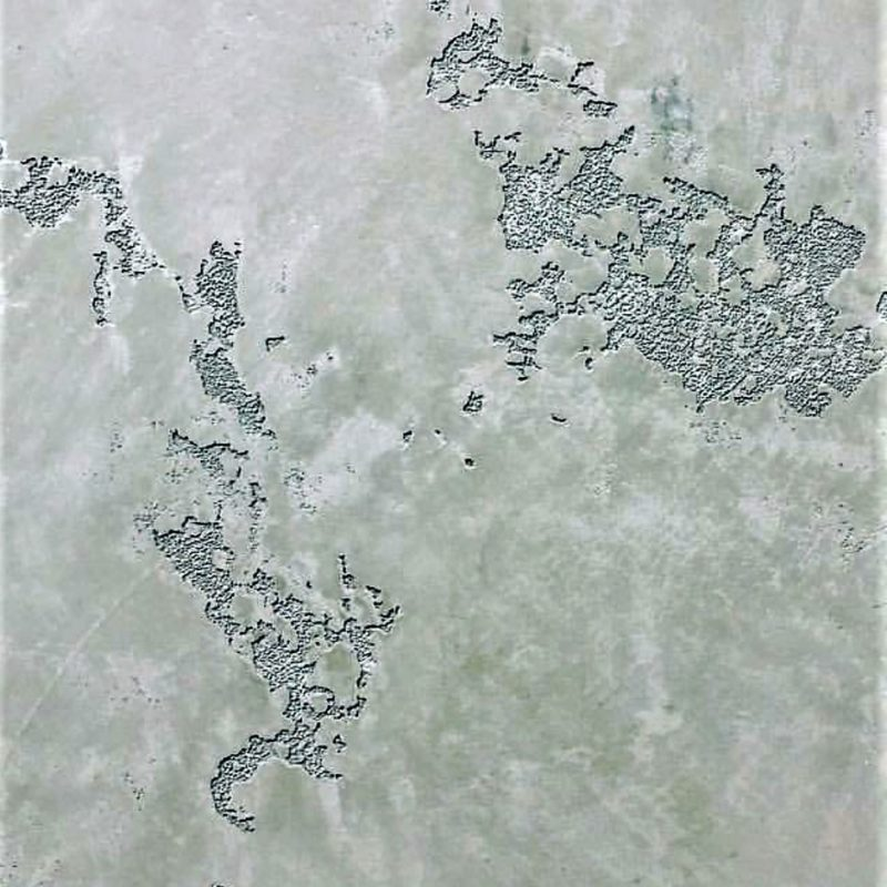 Material Jazz Fayne-making a world map
